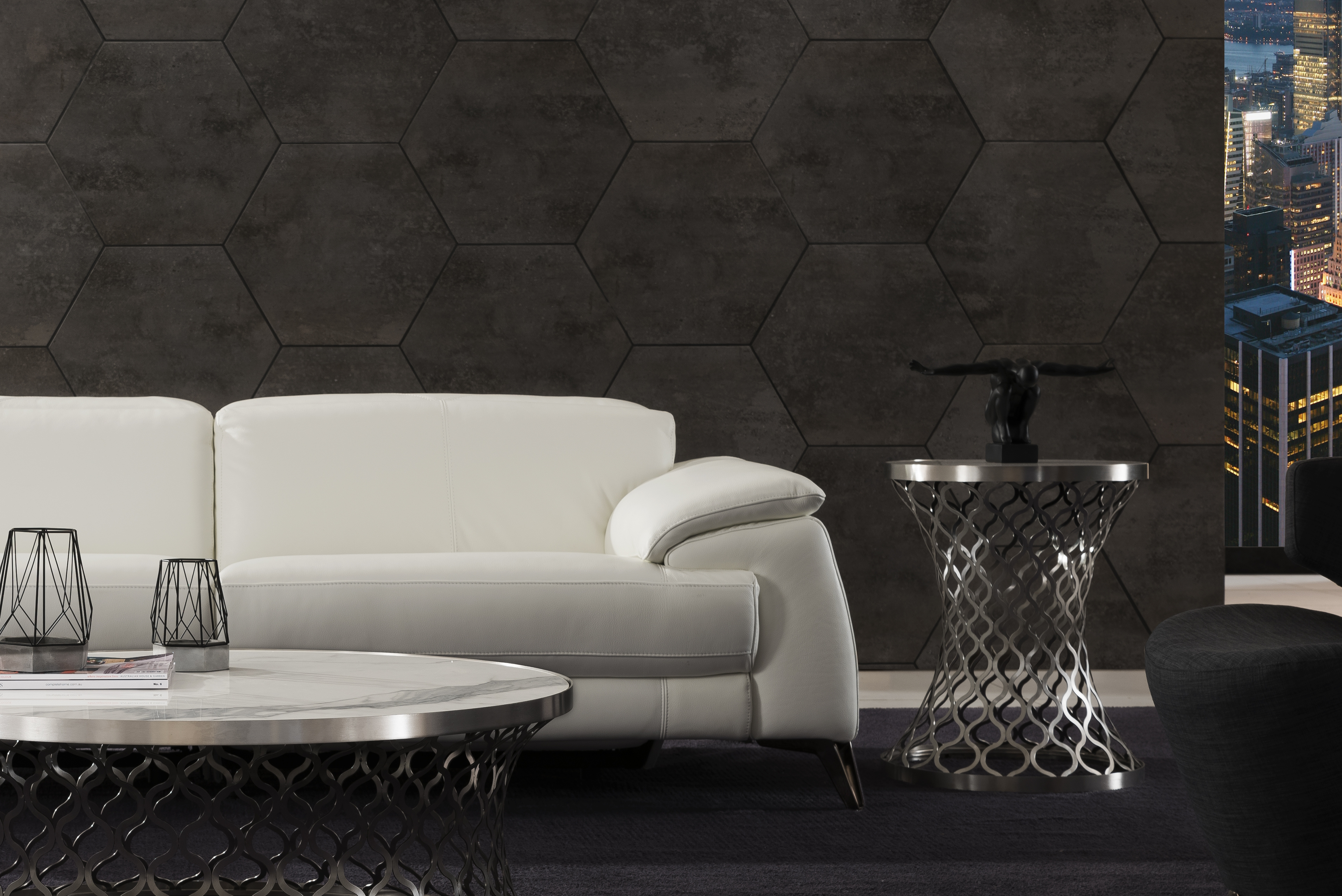 stone coffee table. Doha Dining Table: 140cm(Dia) Stone Coffee Table